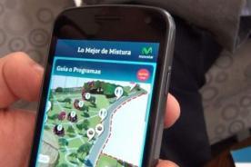 Mistura 2013: Descarga la aplicación de Movistar para BlackBerry