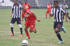 Video de goles: Sport Huancayo vs Alianza Lima (1-1) – Descentralizado 2013