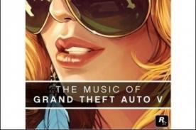 GTA V: Banda sonora estará disponible en iTunes