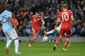 Video: Bayern Munich derrotó 3-1 al Manchester City por Champions League