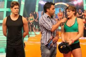 Combate: Macarena Vélez y Juan Pablo Bezada se dan un tiempo - Video