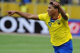 Video: Ecuador venció 1-0 a Uruguay con golazo de Jefferson Montero