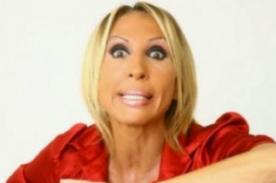 Laura Bozzo cae en el rating tras el escándalo de los rescatistas