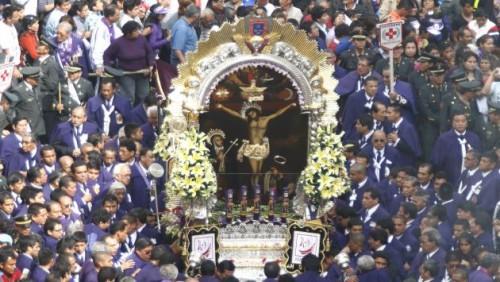 Cristo Moreno: Acróstico al Señor de los Milagros