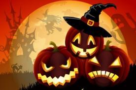 Historia del nombre de Halloween