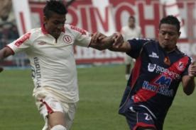 En vivo por GolTv: Universitario vs José Gálvez (1-0) Minuto a minuto – Descentralizado 2013