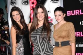 Khloé Kardashian acata los consejos de moda de Kylie y Kendall Jenner