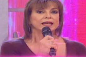 Amparo Brambilla arremete contra Susy Díaz: Para mí no existes - Video