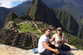 David Ferrer comparte con sus seguidores en Twitter fotos de Machu Picchu