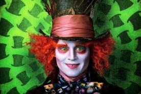 Jhonny Depp estará en la próxima secuela de 'Alicia en el país de las maravillas'