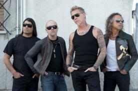 Metallica regresaría a Lima el próximo año