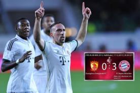 Mundial de Clubes 2013: Bayern Munich se convirtió en el primer finalista