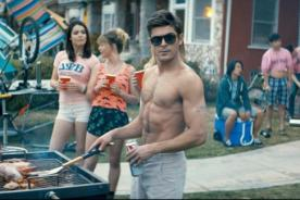 Zac Efron derrocha sensualidad en comedia 'Neighbors' - Video
