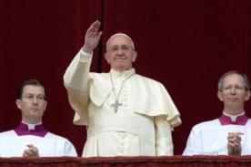 Papa Francisco le pide a los ateos que trabajen por la paz