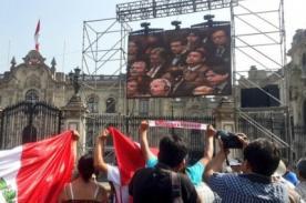 Peruanos en Tacna, Centro de Lima y El Callao celebran tras fallo de La Haya - VIDEOS