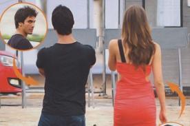 Combate: ¿Israel Dreyfus iniciando romance con Alexandra Liao? - Fotos