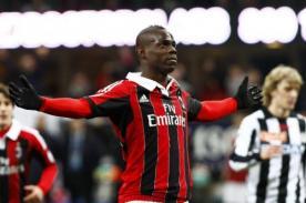 ¿Mario Balotelli dejaría el AC Milán para ir al Flamengo de Brasil?