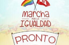 Marcha por la igualdad: Masiva movilización será el 12 de abril