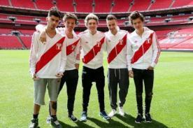 One Direction escucha a fans y alista viaje a Machu Picchu