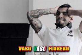 Juventus FC: Carlos Tévez enseña español en Italia - VIDEO