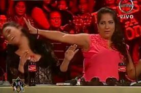 Yo Soy: Maricarmen Marín y Katia Palma se fueron a las manos - Video