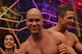 Combate: ¿Cómo lucía Bruno Agostini con cabello? [Fotos]
