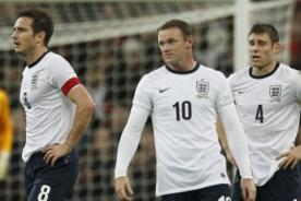 Grupos Mundial 2014: ¿A qué hora y cuándo juega el Grupo de Inglaterra?