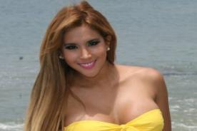 Melissa Paredes: 'Me va mucho mejor sin Ignacio Baladán'