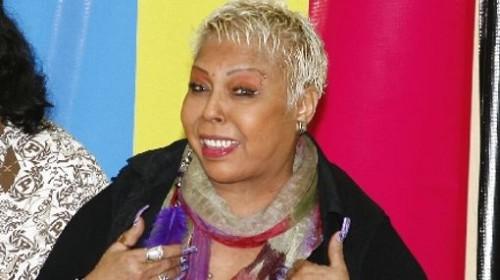 Lucia De La Cruz saca cara por Milena Zarate