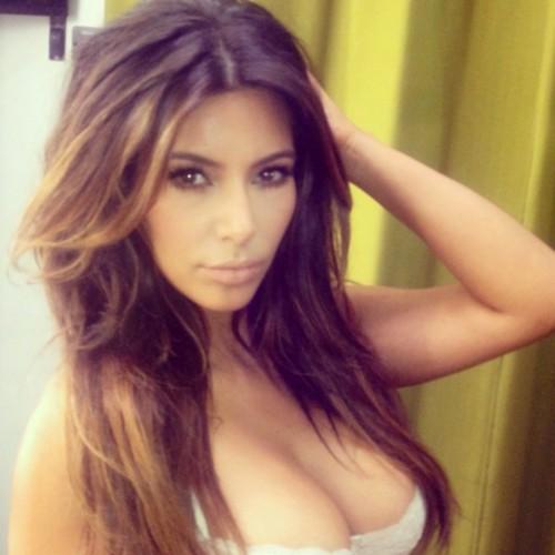 Kim Kardashian publicará libro de selfies