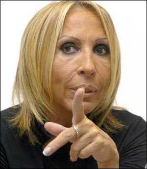 Laura Bozzo lanza ultimátum a Christian Zuárez