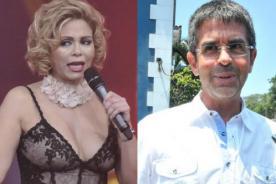 Teletón 2014: Gisela Valcárcel y Carmona se reencuentran pero ni se miraron