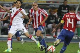 Perú vs Paraguay: Amistoso 2014 en vivo por CMD
