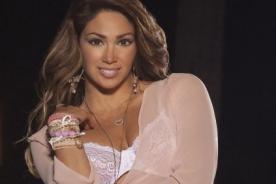 Melissa Loza resta importancia al encuentro de sus ex con Magaly Medina