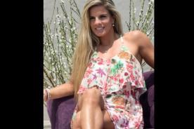 ¿Por qué Alejandra Baigorria desborda tanta felicidad en Twitter?