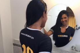 Rocío Miranda CALIENTA la final de la Champions League con atrevida foto