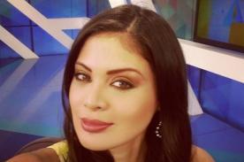 Georgette Cárdenas sufre terrible accidente y alarma a fans - FOTO