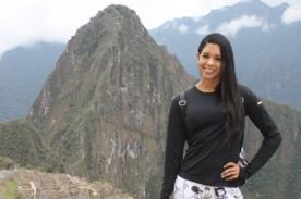Rocío Miranda te dejará sin energías con esta fotazo en Facebook