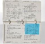 Subastan bloc de apuntes del Apolo XIII