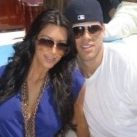 Kim Kardashian comparte fotos de su viaje a Mónaco con Kris Humphries