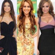 Demi Lovato, Selena Gomez y Miley Cyrus son las mujeres más sexys de FHM