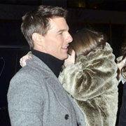 Entérate de los exigentes pedidos navideños de la hija de Tom Cruise