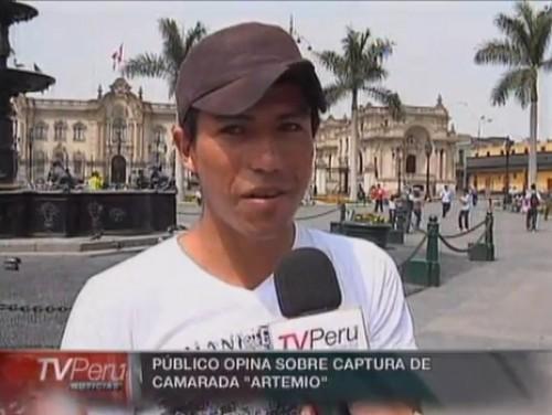 Captura de Artemio: Público opinó sobre este hecho (Video)