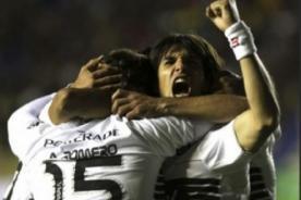 Goles del Olimpia vs Lanús (2-1) - Copa Libertadores 2012