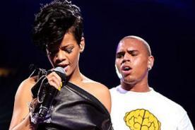 Rihana y Chris Brown estarían juntos en American Idol