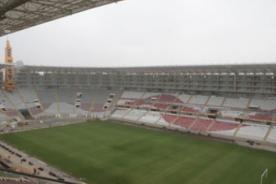 Confirmado: Clásico se jugará este domingo en el estadio Nacional