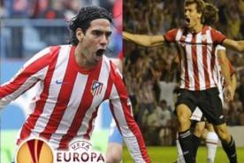 Video del Atlético de Madrid vs Athletic de Bilbao (3-0) - Final Europa League