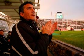 Fútbol Peruano: Diego Cagna quiere dirigir a Universitario