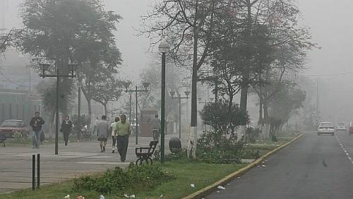 Hoy se registró la temperatura más baja del invierno en Lima