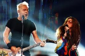 Yo Soy: 'Janis Joplin' y 'James Hetfield' conquistan escenario - Video